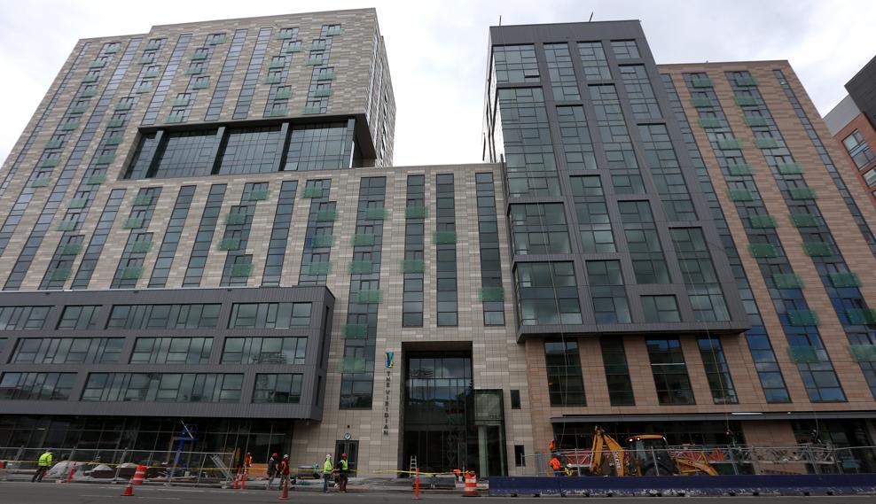 New apartment development prepares to open in Fenway